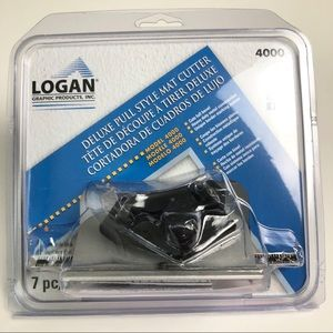 Brand New Logan Deluxe Pull Style May Cutter